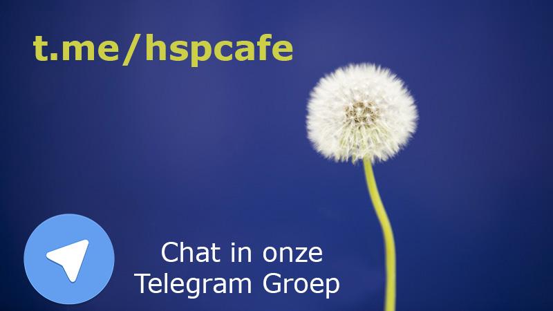 HSP Café op Telegram